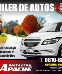 REDAPACHE RENT A CAR